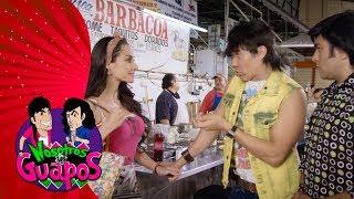 Capítulo 1: ¡Conocen a Lupita en el mercado! |Nosotros los guapos T1 -Distrito Comedia