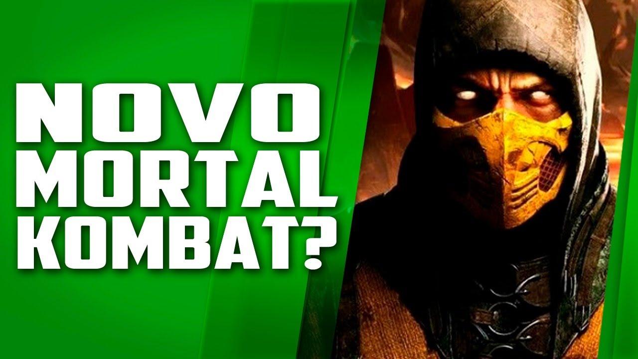 Novo Mortal Kombat listado [RUMOR] e The Witcher MAIOR da história
