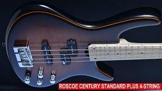 For Sale! Roscoe Century Standard Plus 4-String