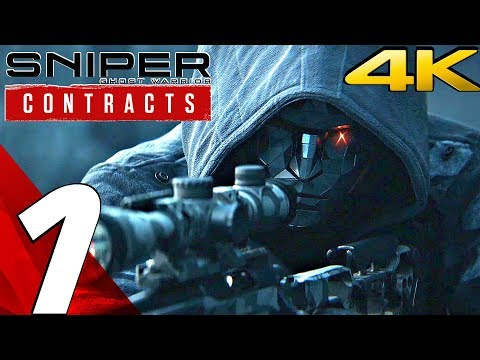 Sniper Ghost Warrior Contracts - Gameplay Walkthrough Part 1 - Altai Mountains (Full Game) 4K 60FPS