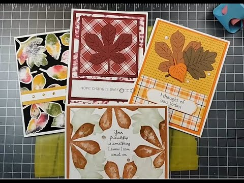 Love Of Leaves, Stampin' Up!