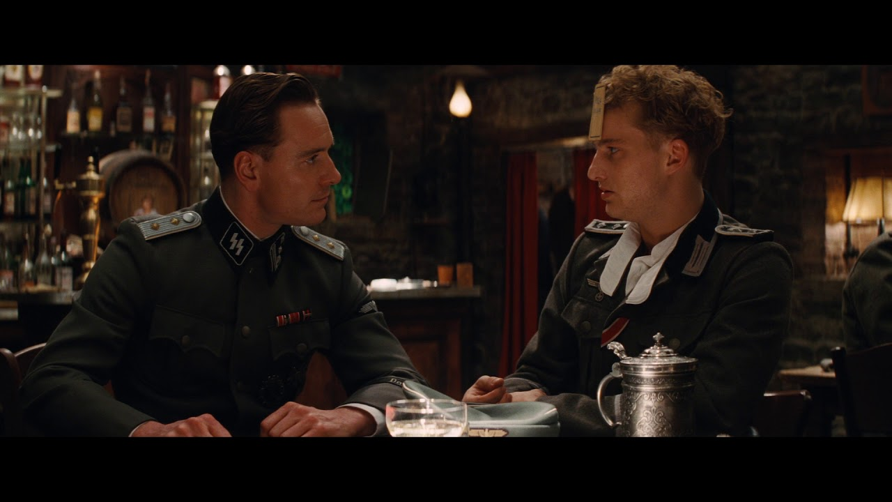 Inglourious Basterds Stream German