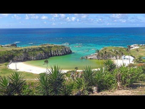 Bermuda Island Tour 4K