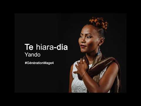 Te hiara dia (Mage 4) By Yando #GénérationMage4
