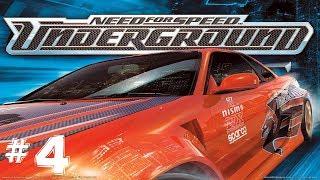 NA MIT TUD A V6! // Need For Speed Underground // #4
