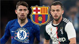 Jorginho To Stay At Chelsea || Miralem Pjanic & Arthur Swap Deal Done || Barcelona Big Loss