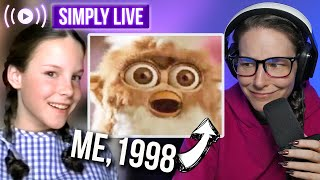 Watching my child acting commercials🔴LIVE (simply cringe)