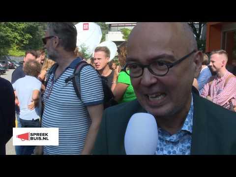 Interview  stad voor Songfestival