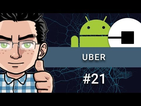 Make an Android App Like UBER - Part 21 - Implementing Driver Services