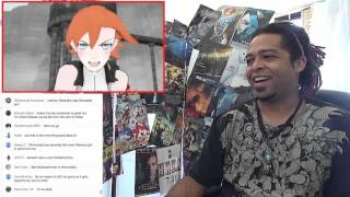 RWBY Episode 8: Players and Pieces - REACTION