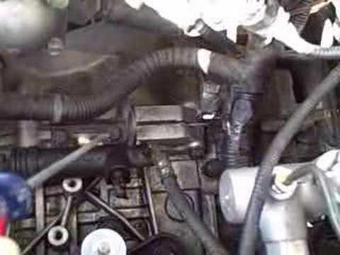 Tiburon Slave Cylinder Clutch Mod Youtube