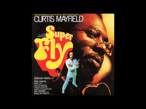 Curtis Mayfield - Junkie Chase (full version) mp3