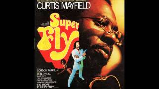 Curtis Mayfield - Junkie Chase (full version)