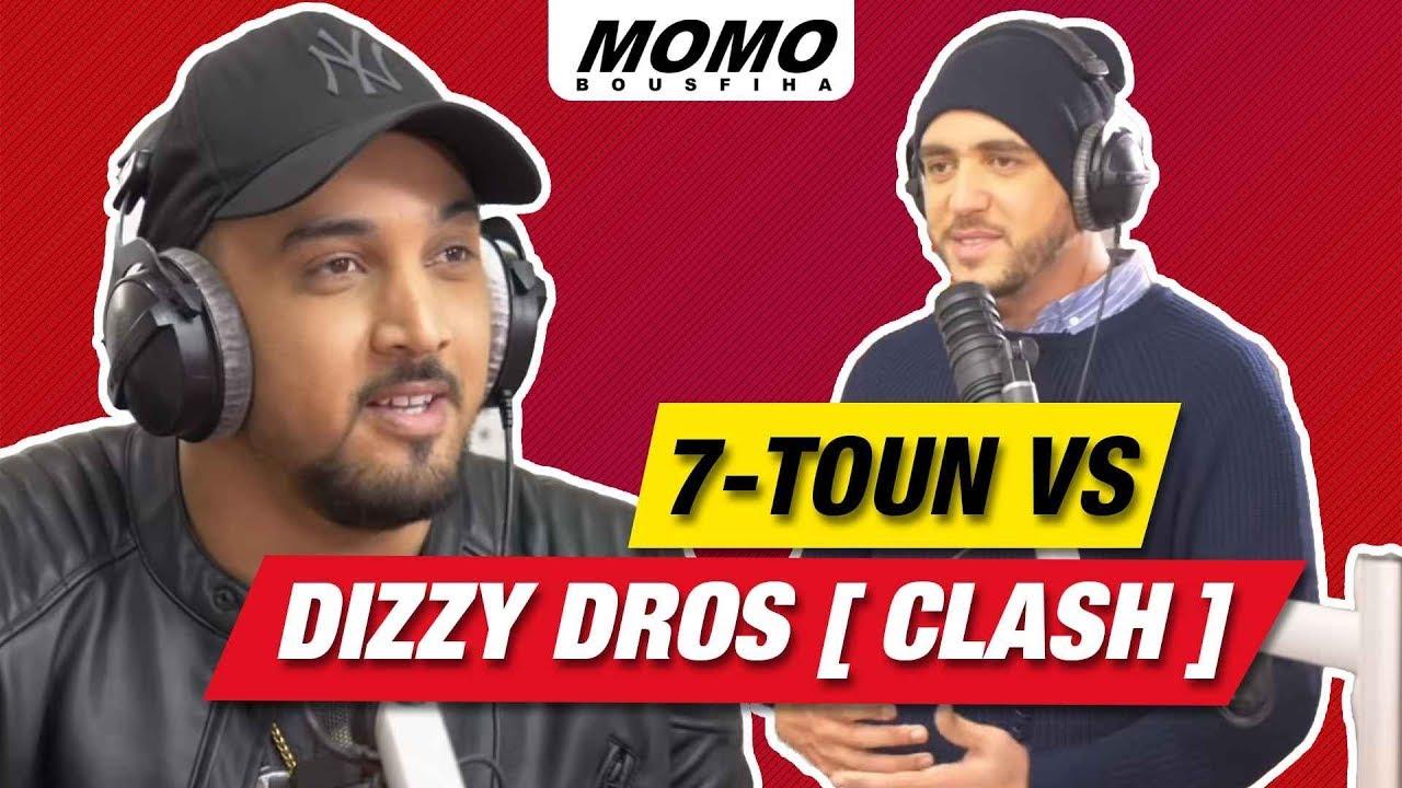 7-toun avec Momo - 7-toun Vs Dizzy Dros [ Clash ]