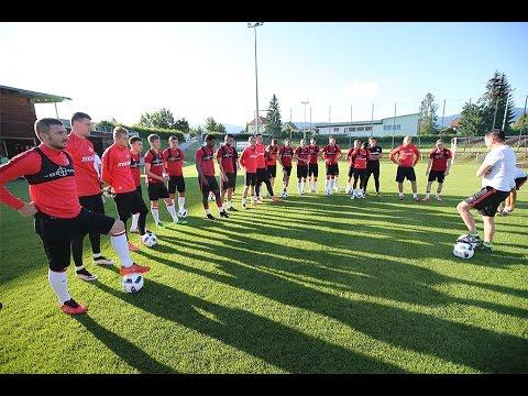 FC Spartak Moscow vs NK Rudar