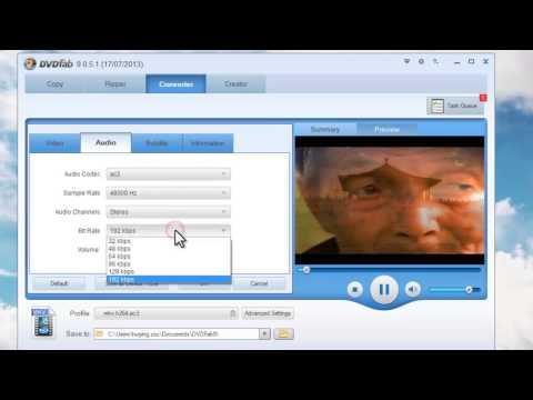 How to convert flv to mkv with DVDFab Video Converter