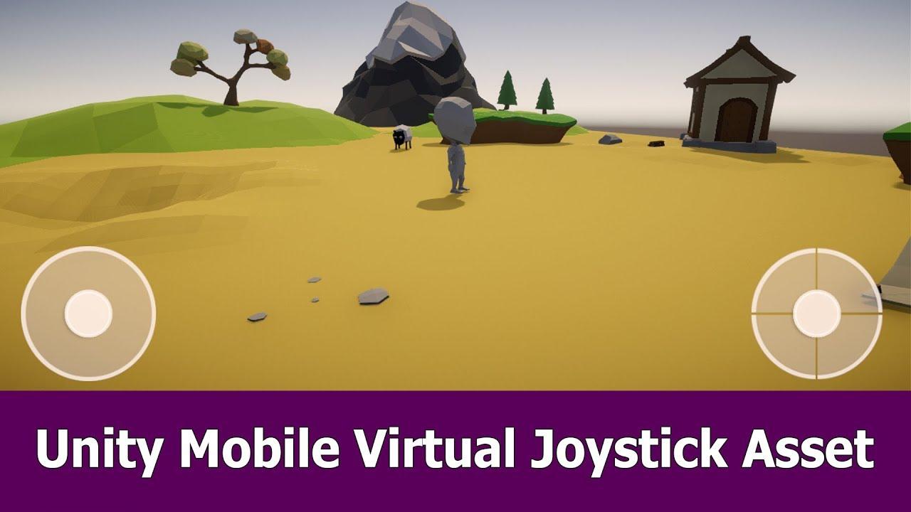 Unity Mobile Joystick Asset
