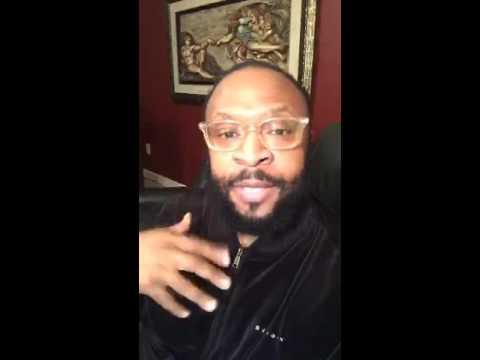 R.C.Blakes, Jr. Prophetic Sensitivity