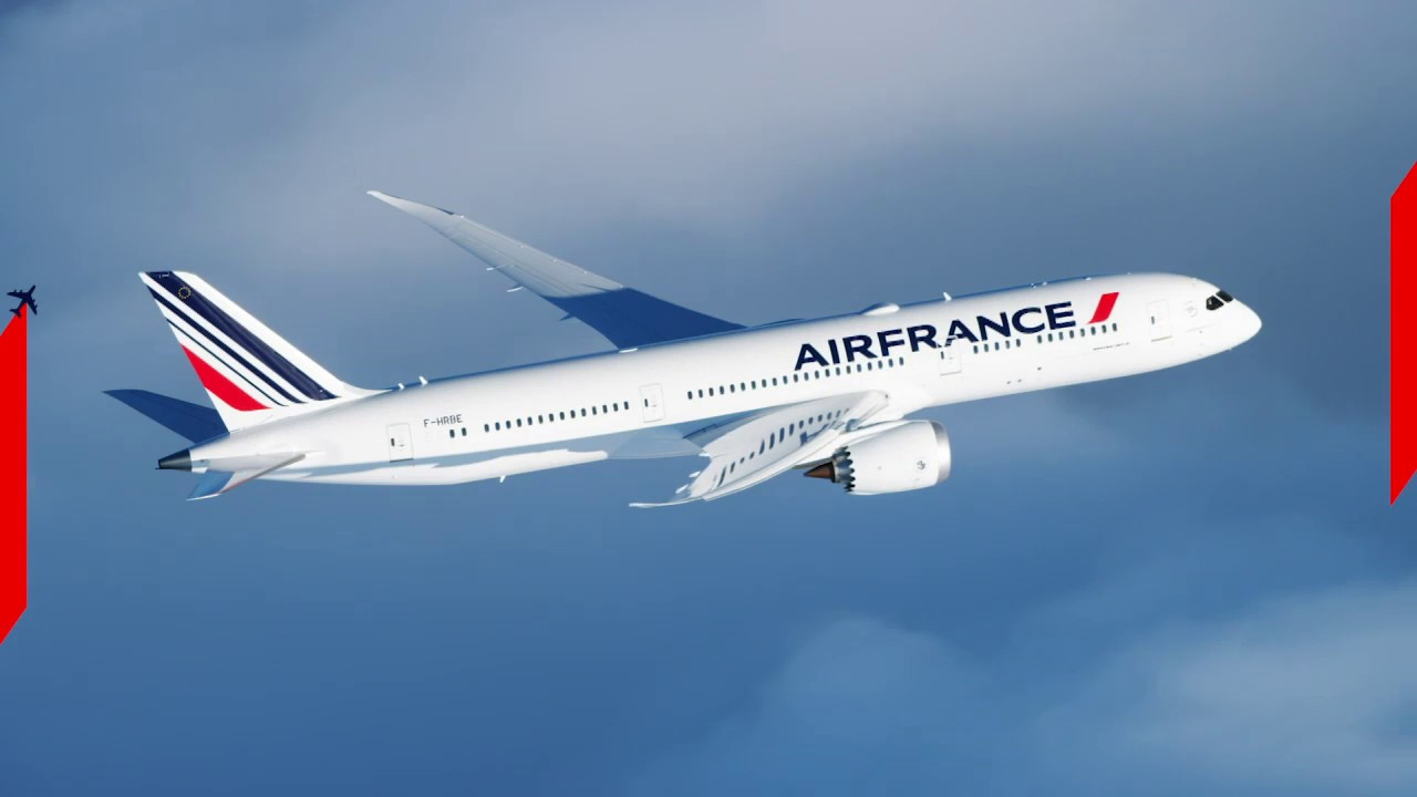 Air France takes delivery of its seventh Boeing 787 | Air