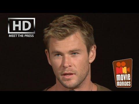 Blackhat | full press conference Filmmakers (2015) Chris Hemsworth