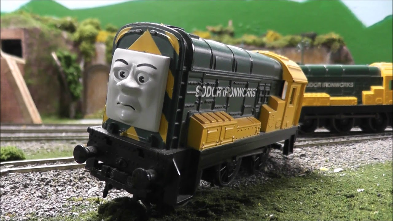 Hornby Diesel, Arry, And Bert Review