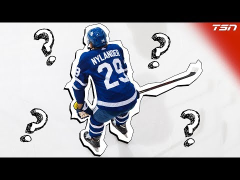 What's Going On With William Nylander's Contract?