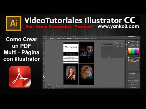 Como crear un pdf interactivo