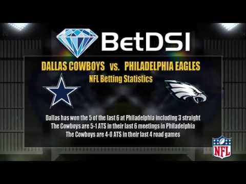 Dallas Cowboys vs Philadelphia Eagles Odds | NFL Free Picks from YouTube · Duration:  2 minutes 54 seconds