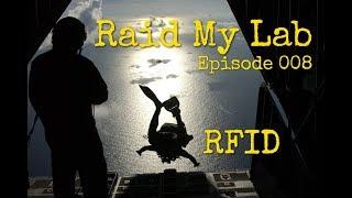 Raid My Lab Episode 008 RFID