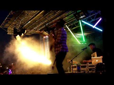 Return of the Krazy One/Packet Man Shock G Digital Underground 515 Alive Festival