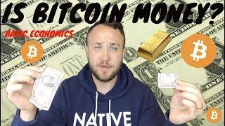 IS BITCOIN SOUND MONEY?💰