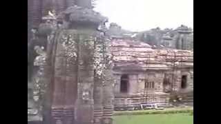 Bhubaneswar Hindu Temples, Odisha, India