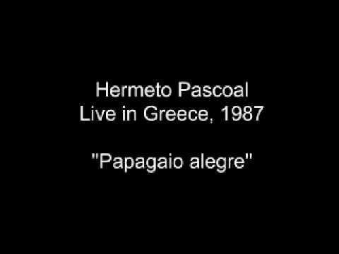 Hermeto Pascoal & Grupo  rare   =  in Greece 1987