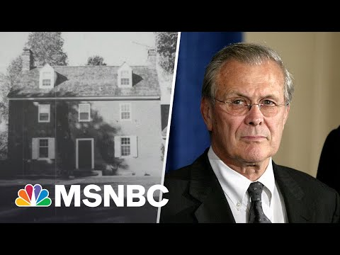 'Who Would Do That?': Rumsfeld Made 'Mount Misery' Plantation Getaway Home