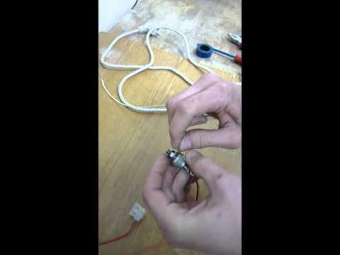 Как подключить люстру Как соединить провода Установка в
