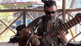 "SITARSONIC live 2016 ""Lyrawan"""