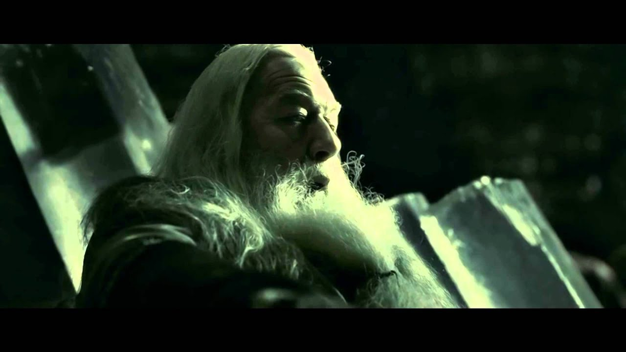 Harry Potter And Dumbledore Vs The Zombies Inferi Youtube