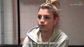Interview Emma Marrone - La mia città - Italy - Eurovision 2014