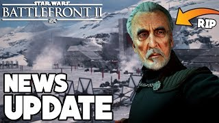 NEWS UPDATE: Dooku RUINED, Leia Changes Incoming and More! Star Wars Battlefront 2