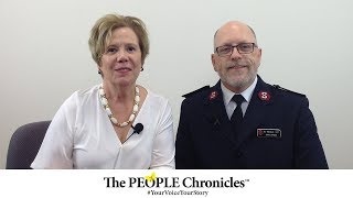 Member Spotlight -  Meet Ted Tressler, Cpt. - The Salvation Army