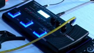 Boss Gt 1 Guitar procesor  2