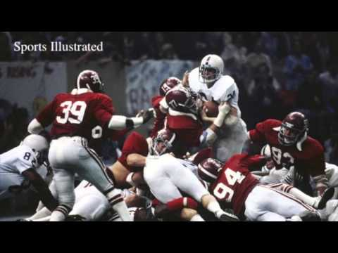 Barry Krauss Remembers the Iron Bowl