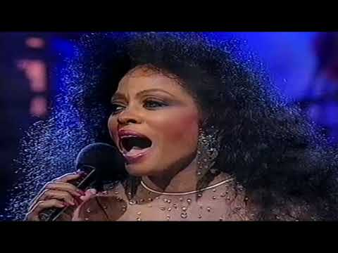 Diana Ross (Royal Variety Performance) Victoria Palace Theat