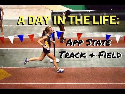 A Day In The Life: App State XC/T&F