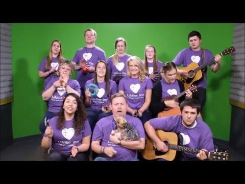 WNZR Staff Sings Build Your Kingdom Here (w/ Classroom Instruments)