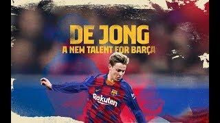 FRENKIE DE JONG | A new talent for Barça