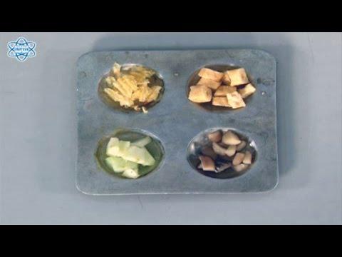 กินอย่างไรให้ถูกต้องตามหลักโภชนาการ วิทยาศาสตร์ ป.6