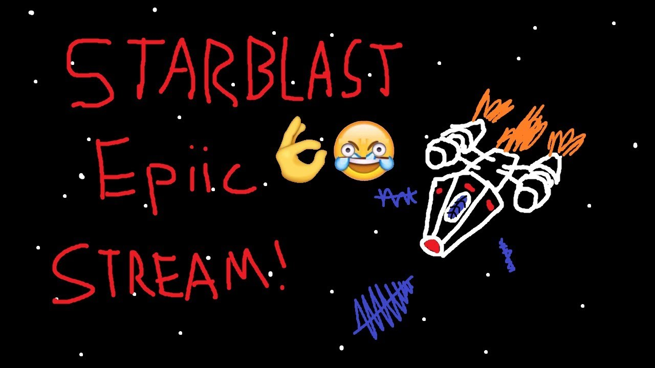 Starblast June AOW Livestream