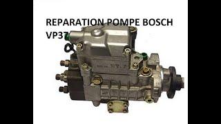✅ Tutoriel Réparation pompe injection bosch vp 37 bmw m41 m51 318 325tds 1.9 tdi  pi repair bosch ✅