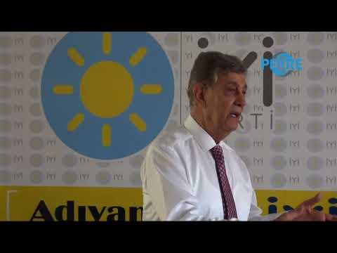İYİ Parti Milletvekili Adayı Bozkurt: